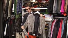 Go inside the most mindblowing parts of any celebrity's home: Her closet! From stilettos to sneakers, Hermes to vintage, take a look at the jaw-dropping wardrobes that'll make your head spin Celebrity Closets, Celebrity Houses, Mariah Carey Instagram, Brad Goreski, Closet Tour, Something Navy, Catherine Zeta Jones, Fashion Gallery