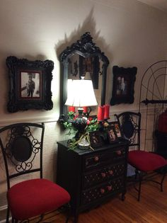European styled dining room-dining room seating and storage