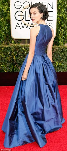 Golden Globes 2015 - Julia Goldani