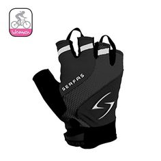 Women's Cycling Gloves - Serfas Womens Zen Short Finger Gloves ** Continue to the product at the image link.