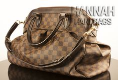 Louis Vuitton Trevi PM Handbag