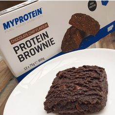 Our protein brownies <3
