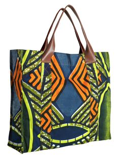 Zink Collection - Indego Africa Tote - Blue, $68.00 (http://www.zinkcollection.com/indego-africa-tote-blue/)