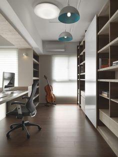 Alex's home in Taiwan by HOZO interior design - MyHouseIdea