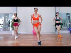 30 Phút Tập Aerobic ĐỐT MỠ TOÀN THÂN - Đốt Cháy (300 - 400) Calo | Inc Dance Fit - YouTube