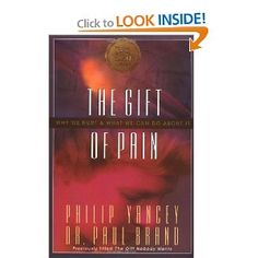 Never thought I would so enjoy a book about the benefits of pain! Very interesting read.