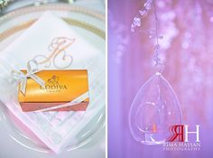 Sweet details from Alanood & Hamad's engagement! 🍫  RimaHassanBlog.com