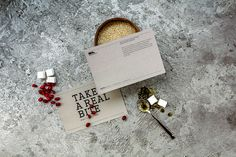 Mantoushe Packaging & Menu on Behance
