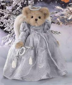 Teddy Bear Cartoon, Cute Teddy Bears, Christmas Teddy Bear, Blue Christmas, Fuzzy Wuzzy, Paddington Bear, Boyds Bears, Bear Wallpaper, Love Bear
