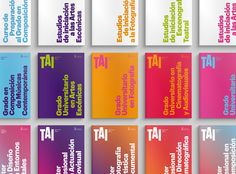 TAI - Transforming Arts Institute on Behance
