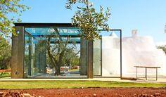 Glass-cube + Trulli - Picture gallery