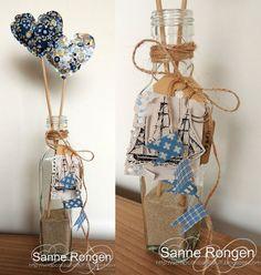 Eline Pellinkhof: Sanne's Beach bottle