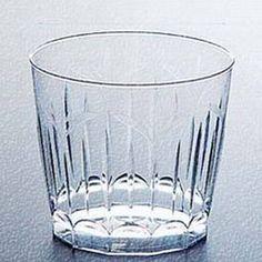 Formal or Wedding Plastic Reserv 12 oz Carafe Cruet Glass 16 Pack