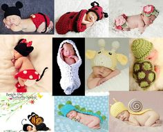 Hot Newborn Baby Crochet Knit Costume Costume Photo Photography Prop Outfit