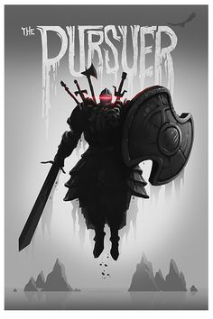 "The Pursuer ""Soul of the Pursuer, who lurks in Drangleic. The Pursuer, who seeks the bearer of the sign, will not rest until his target is slain."""