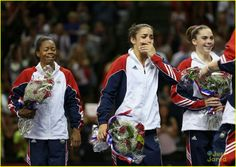 USA Olympic winners gymnastics