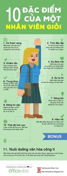 10 Admirable Attributes Of A Great Employee Tao, Study Tips, The Life, Time Management, Life Skills, Learn English, Better Life, Personal Development, Fun Facts