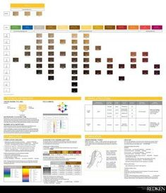 The Redken Shades Eq Color Chart Offers You Numerous Colors of Hair You Can Choose If you want to color your hair, you need to take a look at the Redken shades Redken Color Chart, Redken Color Formulas, Redken Color Gels, Redken Hair Color, Hair Color Formulas, Redken Shades Eq, Shades Eq Color Chart, Color Charts, Mousy Brown Hair