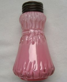 Pretty in pink - pink cased glass shaker - perfect for a ladies lunch or girl's book club.