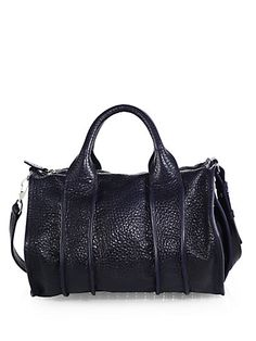 Double Top handle.. Stylish Duffel Bag