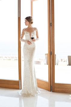 Latest Julie Vino Spring Summer 2014 Bridal Collections - Be Modish