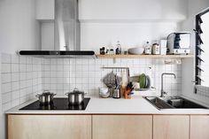 Kitchen design ideas: 7 simple, streamlined practical kitchens 1
