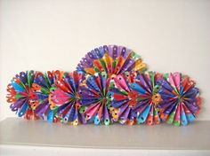 Party Time Fan Flowers by kelseystreasure on Etsy, $8.50 30th Birthday Celebration Ideas, Party Time, Party Ideas, Fan, Trending Outfits, Unique Jewelry, Handmade Gifts, Flowers, Vintage