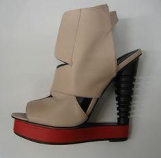 AMAZING David Koma autumn winter 2011 catwalk shoes