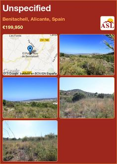 Unspecified in Benitachell, Alicante, Spain ►€199,950 #PropertyForSaleInSpain