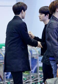 ♡ kai: baby can i hold you tonight???? Aahahaha. #kaisoo ♡