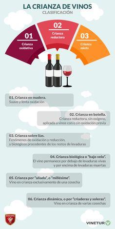 Tipos de crianza de vinos