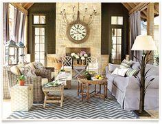 [get the look: capri living room]  I  ballarddesigns.com