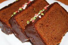 Kakaový chlebíček