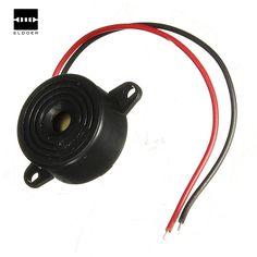 Hot Sale Durable 3-24 V Piezo Buzzer Beeper Alarm 95DB Suara Terus Menerus Untuk Arduino Elektronik Mobil Van Baru kedatangan