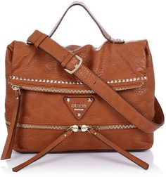 GUESS DYLAN FLAP PAK BAG <3 also available in black!