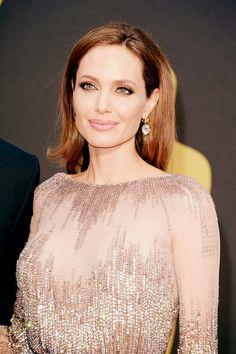 Angelina Jolie @ The 86th Annual Academy Awards