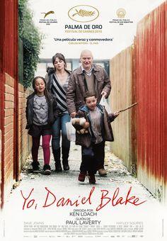 """El pasado viernes 28 de octubre llegó a las carteleras españolas la última película del gran cineasta británico Ken Loach, titulada """"Yo, Daniel Blake"""".  http://www.tavernamasti.com/2016/10/entrevista-ken-loach-director-de-yo.html"""