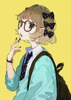 Anime kanojo girl