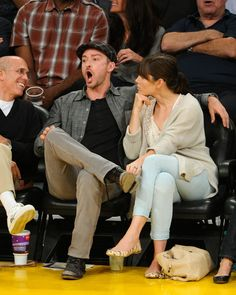 Jessica Biel And Justin, Anthony Johnson, Lakers Game, Western Conference, South Lake Tahoe, Justin Timberlake, Hot Dress, Los Angeles Lakers, Menswear