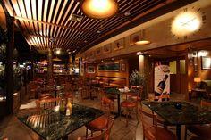 Restaurante Mangiamo, Lima - Perú, by ALMA Arquitectura e Interiores