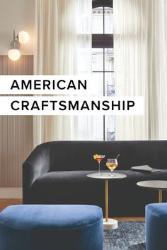 More than 90% of our products are manufactured in America using top-quality U.S. and imported materials. Working within the U.S. means the best quality and fastest delivery for you, with the least environmental impact for all. 2 Piece Sectional Sofa, Retail Space, Modern Spaces, Commercial Interiors, Home Living Room, Projects To Try, Delivery, America, Table