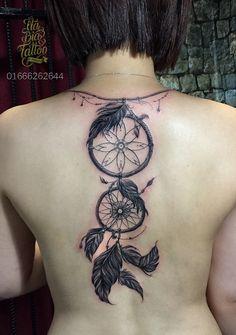 Hình xăm dreamcatcher đẹp,dreamcatcher  tattoo, hình xăm lưng,hình xăm may mắn, hình xăm nhỏ, hình xăm nữ, hình xăm lưng cho nữ,girl tattoo, UV tattoo,Xăm dạ quang, mini tattoo, cute tattoo, tattoo girl,sexy tattoo,NaBia Tattoo, hình xăm độc đáo, hình xăm lạ, hình xăm đẹp, xăm nghệ thuật,địa chỉ xăm uy tín, xăm Hà Nội,Na Bia Tattoo, Hotline : 01666262644, Add ; Số 110 A11 Tôn Thất Tùng - Đống Đa - HN