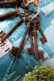 Gevangenis sleutelbos oud