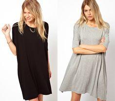 simple basic dress