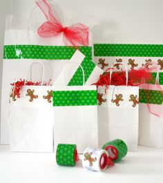Yep, that's right! There are more ways to use shipping tapes than you think. Check it out: http://www.brightboldbeautiful.com/2013/11/26/office-depot-mobile-app-wrap-savings/