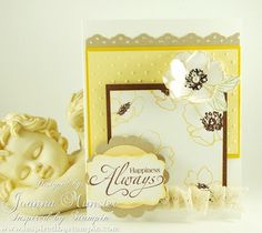 INSPIRED BY STAMPIN