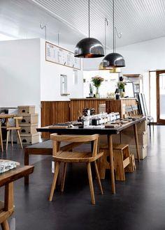 Diseño nórdico en tienda de Copenhague