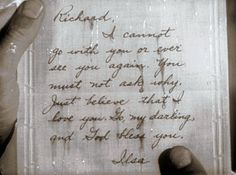 The note Ilsa wrote to Richard in Casablanca. (Most Romantic Movie EVAH!) Bogart And Bacall, Humphrey Bogart, Film Casablanca, Casablanca Quotes, Play It Again Sam, The Blues Brothers, Movie Screenshots, Blu Ray Movies, Ingrid Bergman