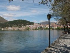 Kastoria lake, Greece Greece Tourism, Travel Magazines, Planet Earth, Planets, River, Photos, Outdoor, Outdoors, Outdoor Living