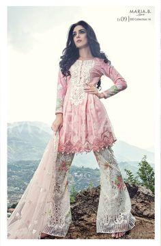 Maria B Eid Lawn Dresses